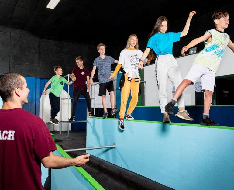 Uithoorn balans - Freerun University