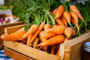 gezonde wortels